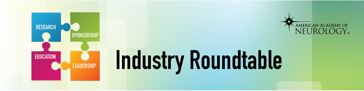 Industry Round Table 2018 - Future: Exhibitor Login